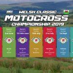 Classic MX Wales 2019 Championship Dates